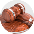 criminal defense icon