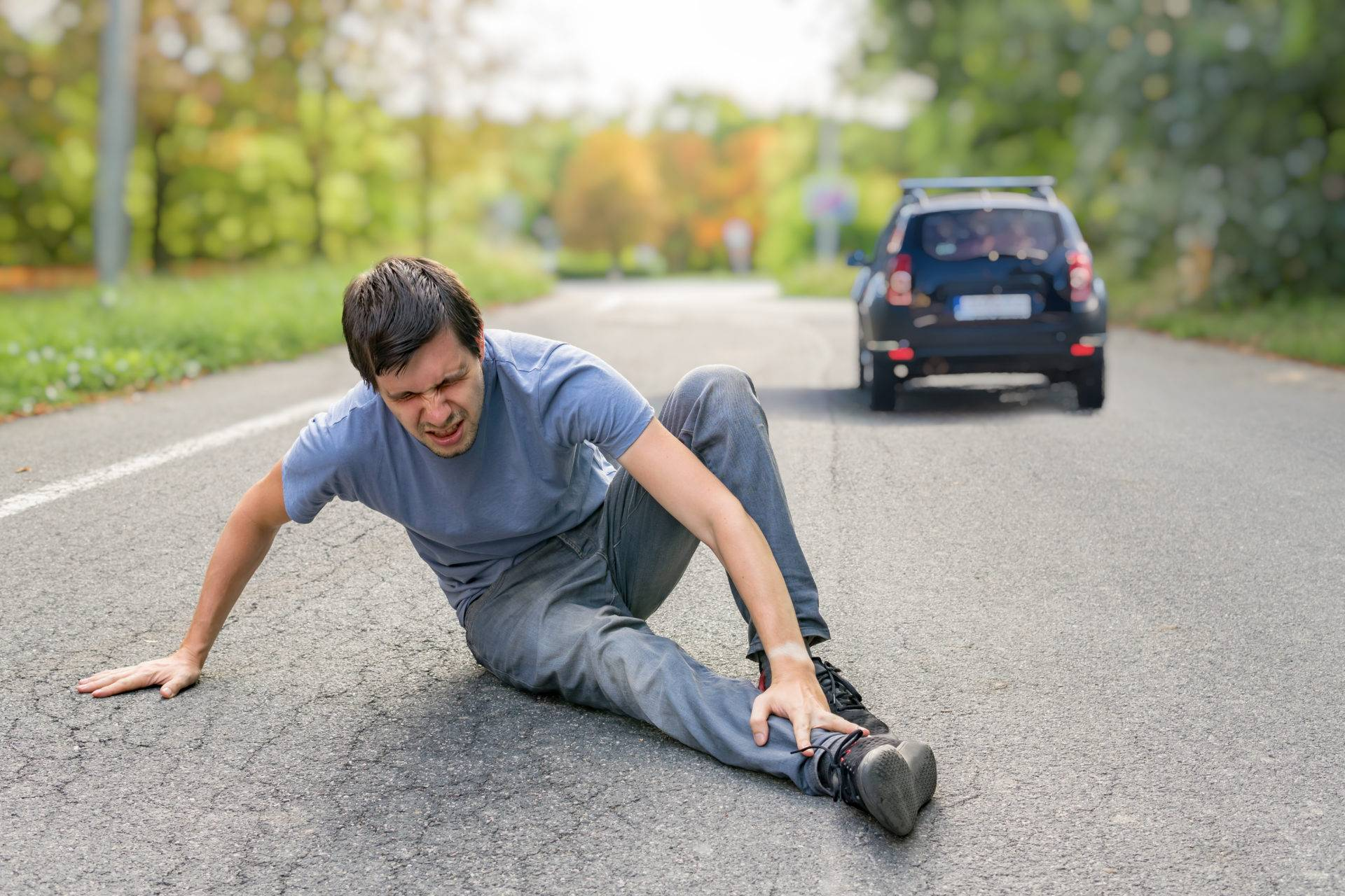 Conduct After an Accident