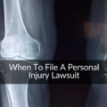 xray for personal injury lawsuit