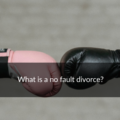 what is a no fault divorce in NH?
